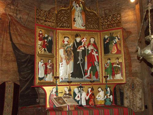 Drewniany Kościół św. Leonarda