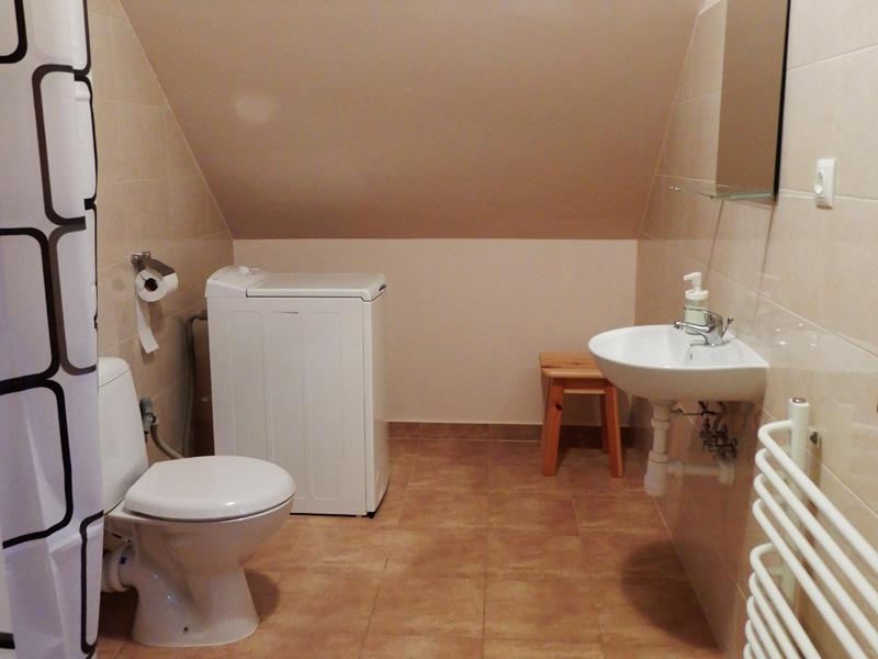Księżycówka pokój 2-os. Rogozowa-łazienka
