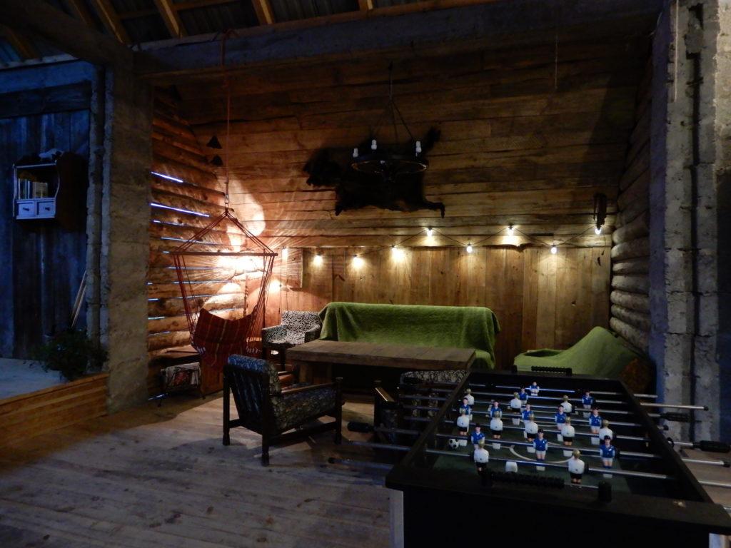 stodola - pilkarzyki