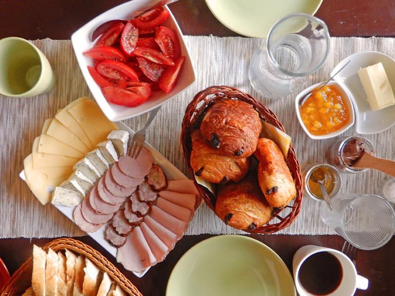 Agroturystyka śniadanie 3