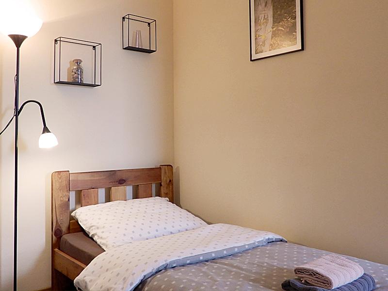 Agroturystyka pokój Rogozowa - łóżko 2